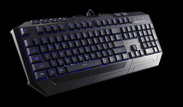 teclado cooler master devastator peças