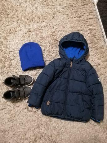 Куртка еврозима Next 2-3 года +шапка в подарок