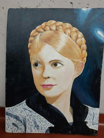 Картина маслом Ю.Тимошенко