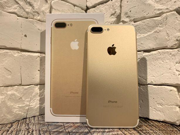 Used IPhone 7 Plus 128Gb Gold.. Гарантия. Обмен. Рассрочка. Магазин