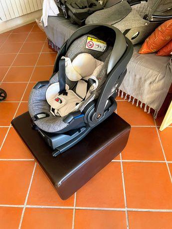 Cadeira de automóvel Stokke i-Size + ISOFIX