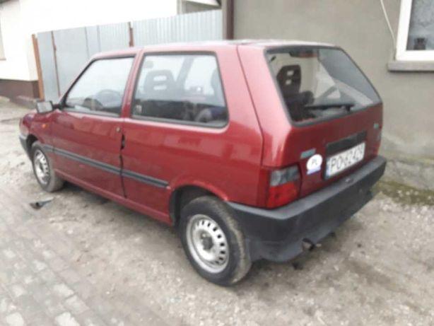 Fiat Uno 2001r.,29 tys.przebiegu,sprawny.Cena:1400zl.