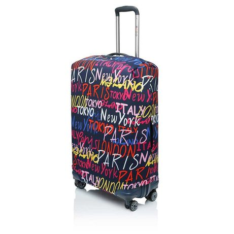 Чехол для чемодана средний большой и маленький, накидка для чемодана