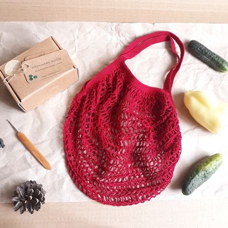 Карманная авоська , эко сумка , сумка для покупок, еко сумка
