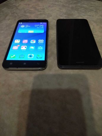 Huawei Tit U02 и Lenovo A808t