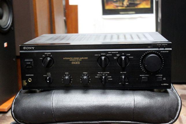 Wzmacniacz Sony TA F 550 ES Japan seria ES