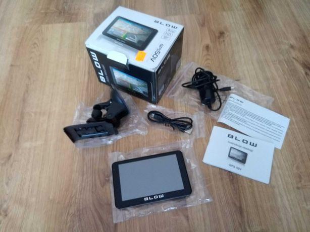 Nawigacja BLOW GPS50V - 4GB, HD 800MHz (Europa)