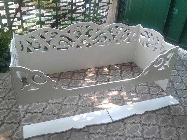 Кровать для девочки Мариуполь - изображение 1
