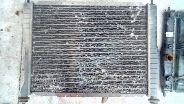Радиатор для Daewoo Lanos (ланос) 1.6 (без кондиционера)