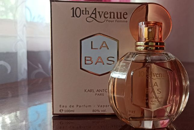 Парфюм 10th Avenue Karl Antony La Bas 100 ml ( Versace Bright Crystal)
