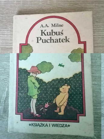Kubuś Puchatek wydanie 1954r.