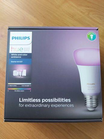 Philips HUE starter kit E27