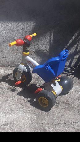Triciclo c/travão