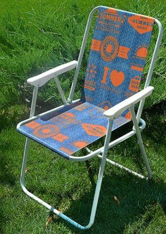 Крісло розкладне для саду 52 * 48 * 76 см