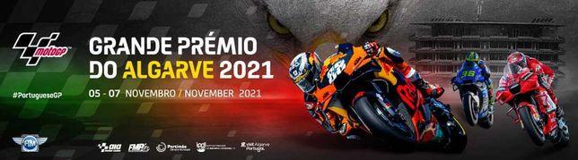Bilhetes MotoGP Portimão 2021
