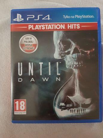 Until dawn ps4 pl dubbing pl
