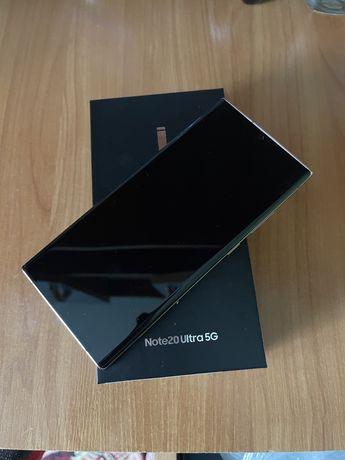 Samsung galaxy note 20 ultra 5 g Miedziany