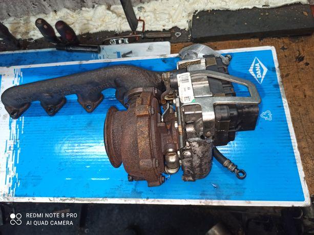 Turbosprężarka turbo bmw e60 e90 x5 x3 3.0d m57n2 231km