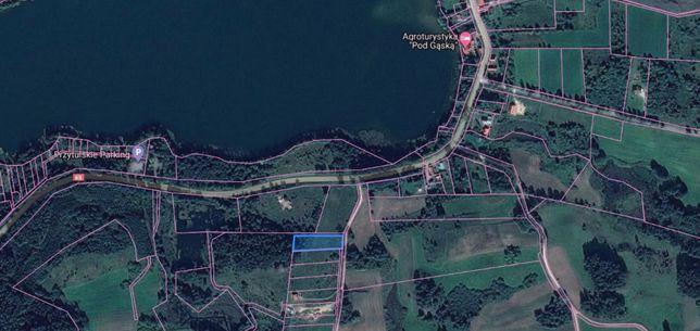 Działka 3100 m2 Gąski k. Olecka