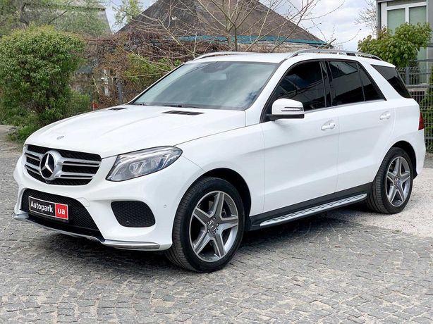 Продам Mercedes-Benz GLE-Class 2016г. #21424