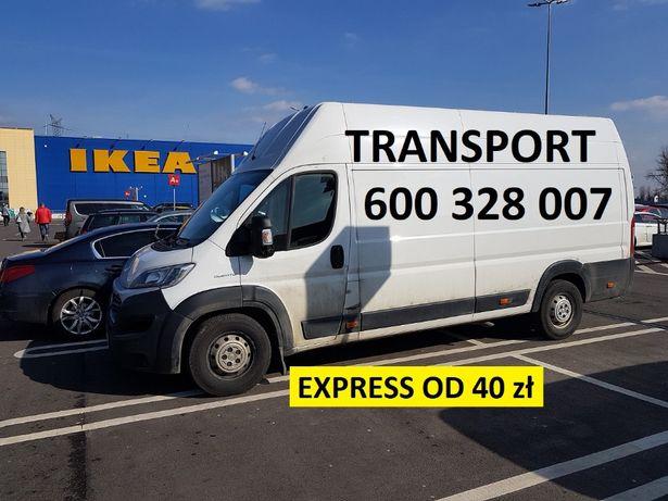 Transport Ikea Agata Katowice od 40 zł Gliwice Castorama Obi Express