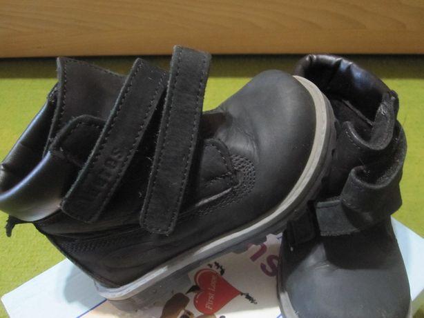 Турецкие осенне-весенние ботинки ALBERES