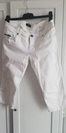 Spodenki Only 40 L białe na lato