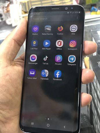Samsung s8 plus……….