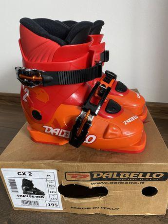Buty narciarskie Dalbello CX2 rozmiar 19,5 cm stan b.dobry