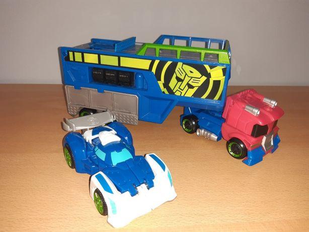 HASBRO Transformers B5584 Rescue Bots Optimus Prime Laweta Robot