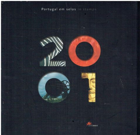 2826 - CTT - Portugal em Selos ano 2001