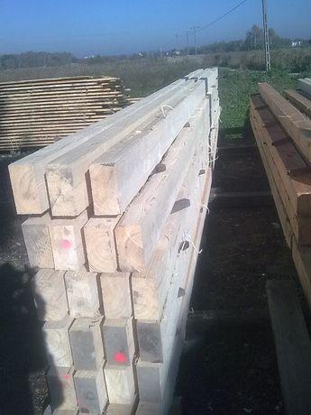 Tartak, więźba dachowa, łaty, deski, krokwie, belki, dach, drewno
