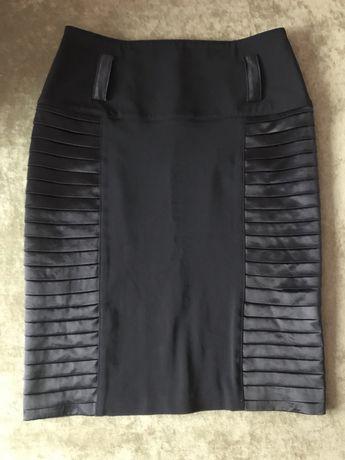 Юбка чёрная, размер 44