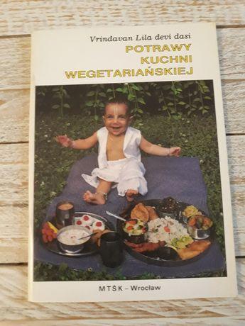 Potrawy kuchni wegetariańskiej. Vrindavan Lila devi dasi