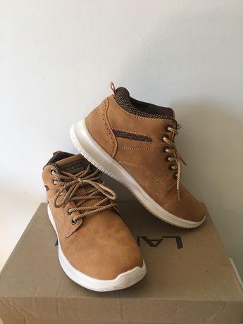 Buty zimowe chłopięce męskie 41