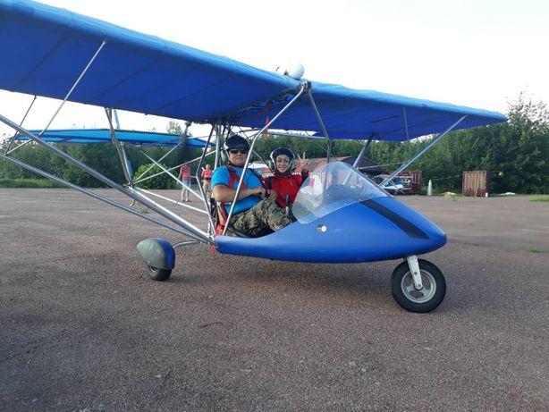Самолёт Groppino (Quicksilver) продам.