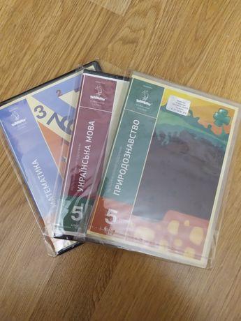 Мультимедійній підручник Розумники диски для навчання 5 клас