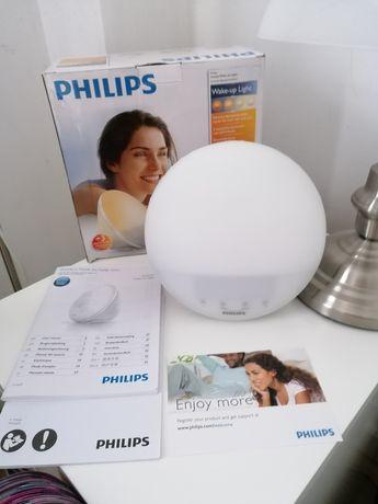 Lampa Philips Wake up 3510 przeciwdepresyjna zdrowotna