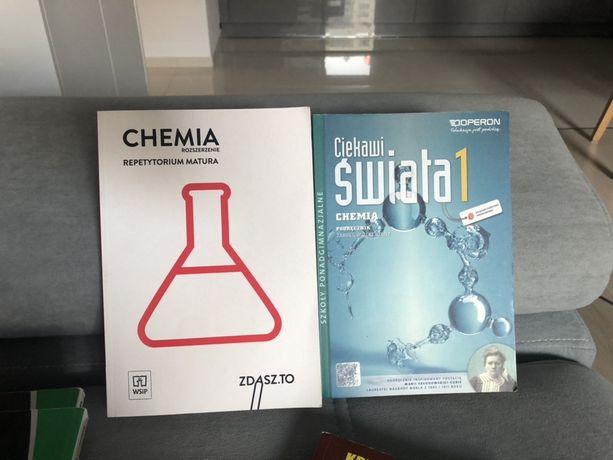 Chemia repetytorium WsiP zdasz to, chemia operon ciekawi swiata 1