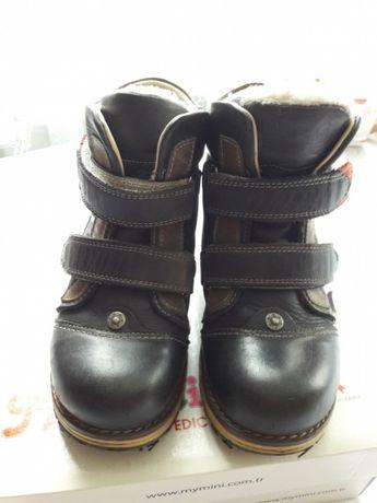 Зимові черевики фірми ortopedka