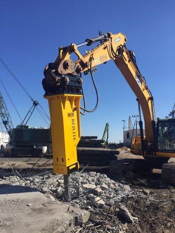 Продажа и ремонт гидромолотов BLTB | Украина