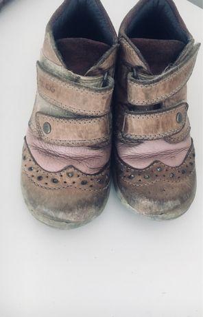Oddam buty skorzane  Ecco r. 24