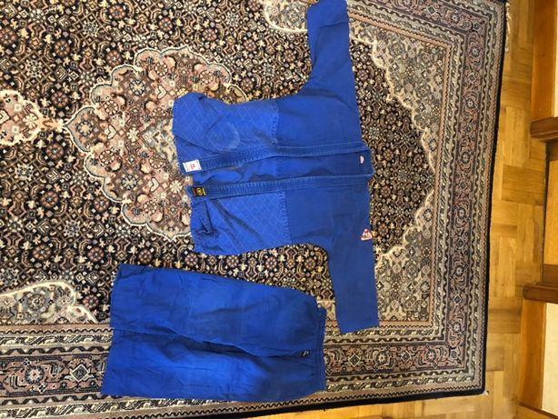 Kimono Niebieskie