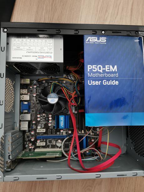 Bundle Intel Q9450 - Asus P5Q-EM - Corsair XMS 4Gb