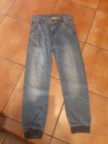 Spodnie dżinsowe r. 146 SMYK