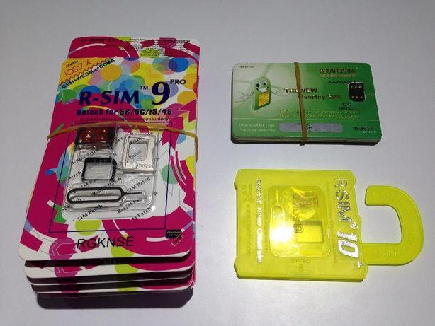 R-sim, Р-сим, Gevey Aio 6 , 6s/7/8/X/XS/XR/11. Разблокировка iPhone