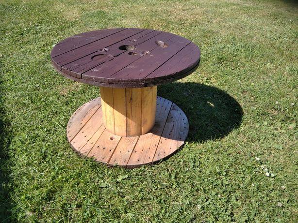 Stolik kawowy ogrodowy loft