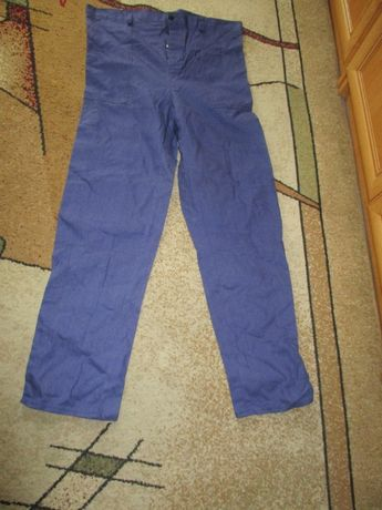 spodnie robocze ogrodniczki