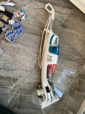 Пылесос пароочиститель ручной для дома Rowenta RY8544WH