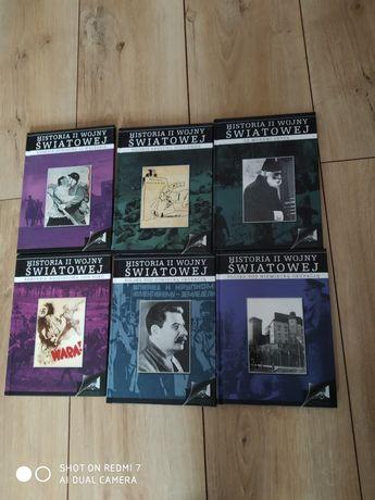 Kolekcja książek Historia II Wojny Światowej
